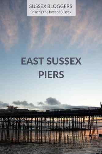 East Sussex Piers, England