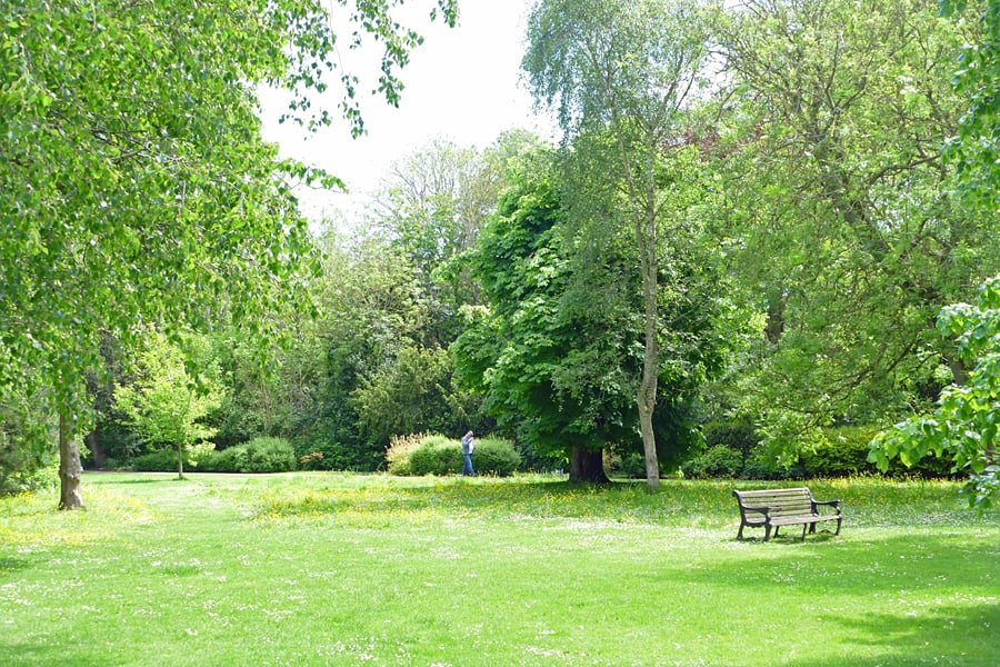 Hotham Park, Bognor Regis, West Sussex, England