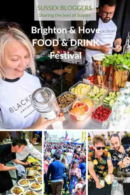 Brighton and Hove Food Festival, East Sussex, England