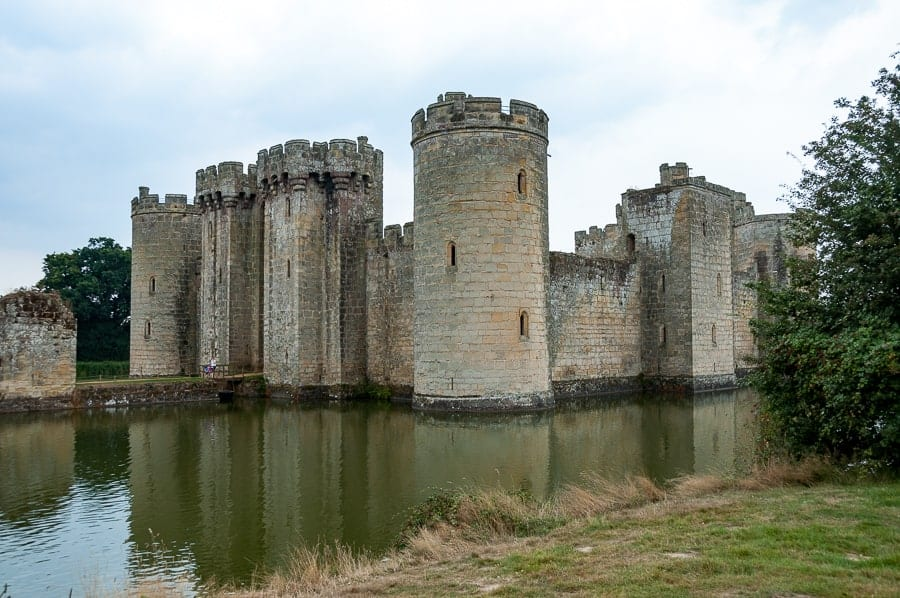 Bodiam Castle East Sussex
