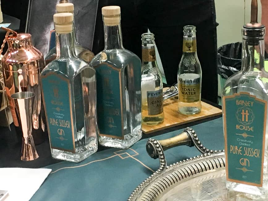Harley House Pure Sussex Gin