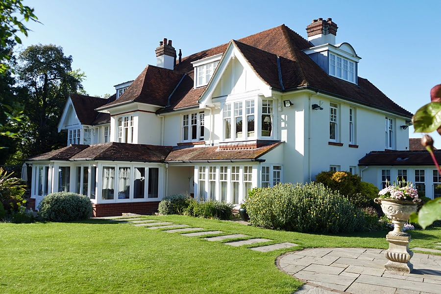 Park House Hotel, a little known treasure in West Sussex