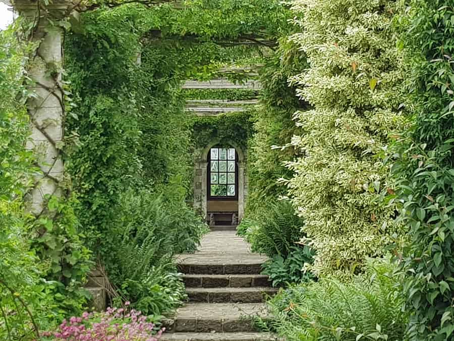 West Dean Gardens, near Chichester, West Sussex
