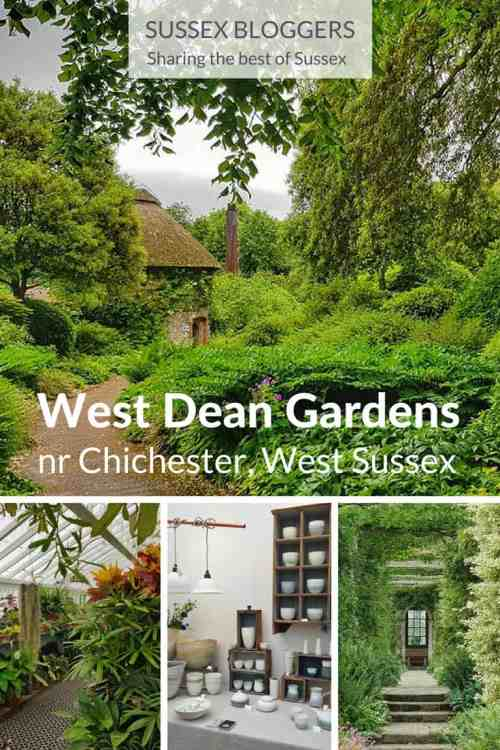 West Dean Gardens, near Chichester, West Sussex - a wonderful day out and venue to a fabulous Arts & Crafts festival and an award winning Chilli Fiesta.