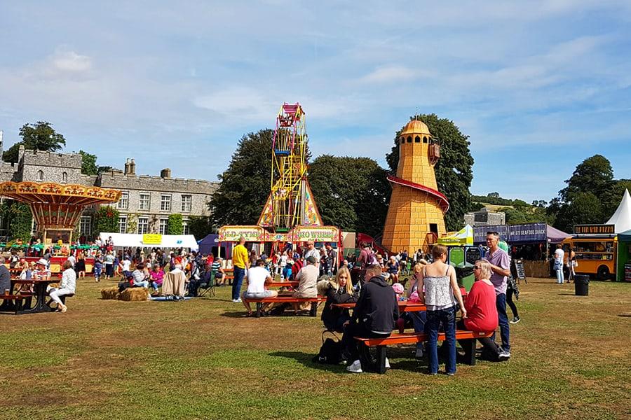West Dean Chilli Fiesta, West Sussex