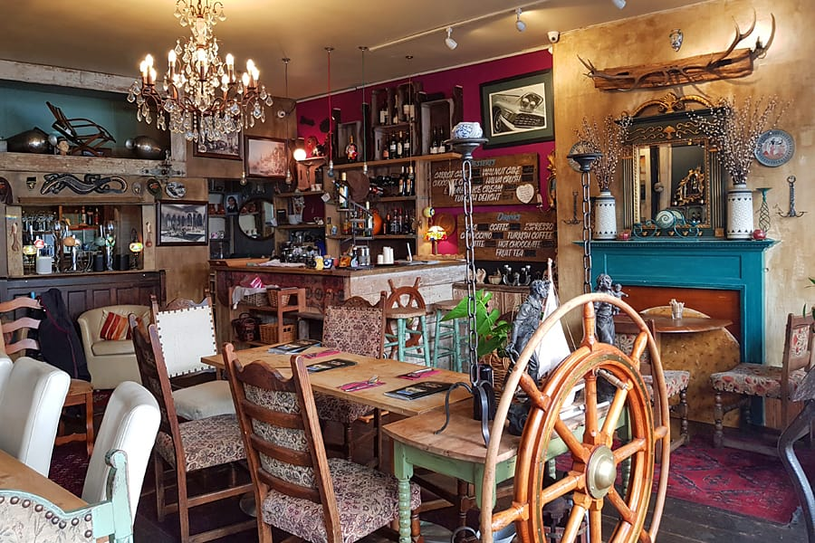 Isabella, a great Turkish restaurant in the heart of Hastings Old Town