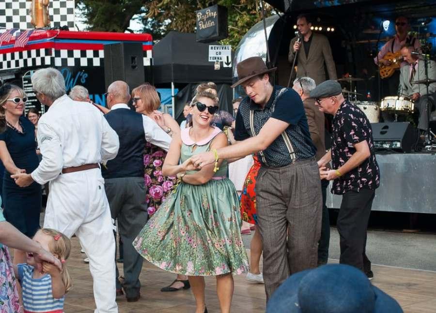 jiving at Goodwood Revival
