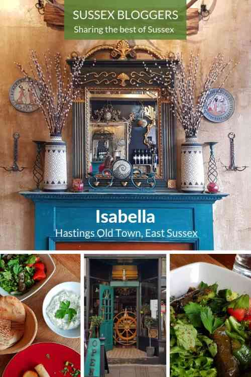Isabella Restaurant Hastings Old Town #Hastings #HastingsOldTown #EastSussex #Sussex #England #UK #restaurant #Turkish