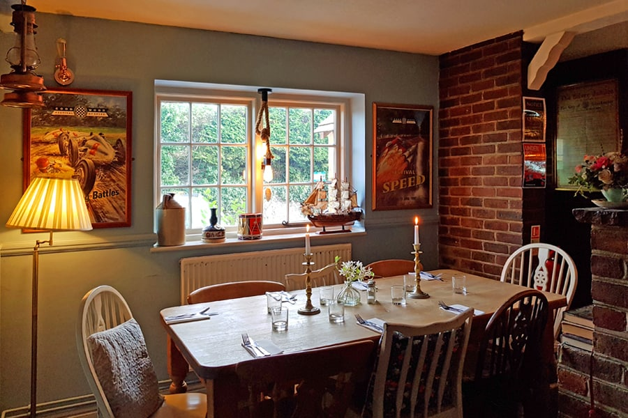 The George, Eartham,West Sussex, England