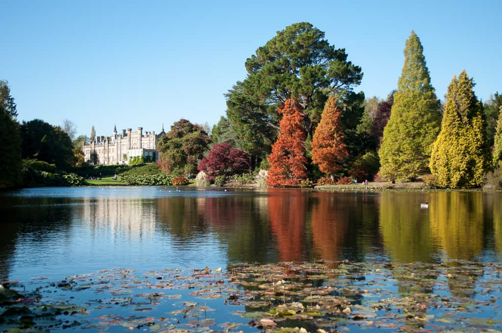 Sheffield Park Gardens, East Sussex