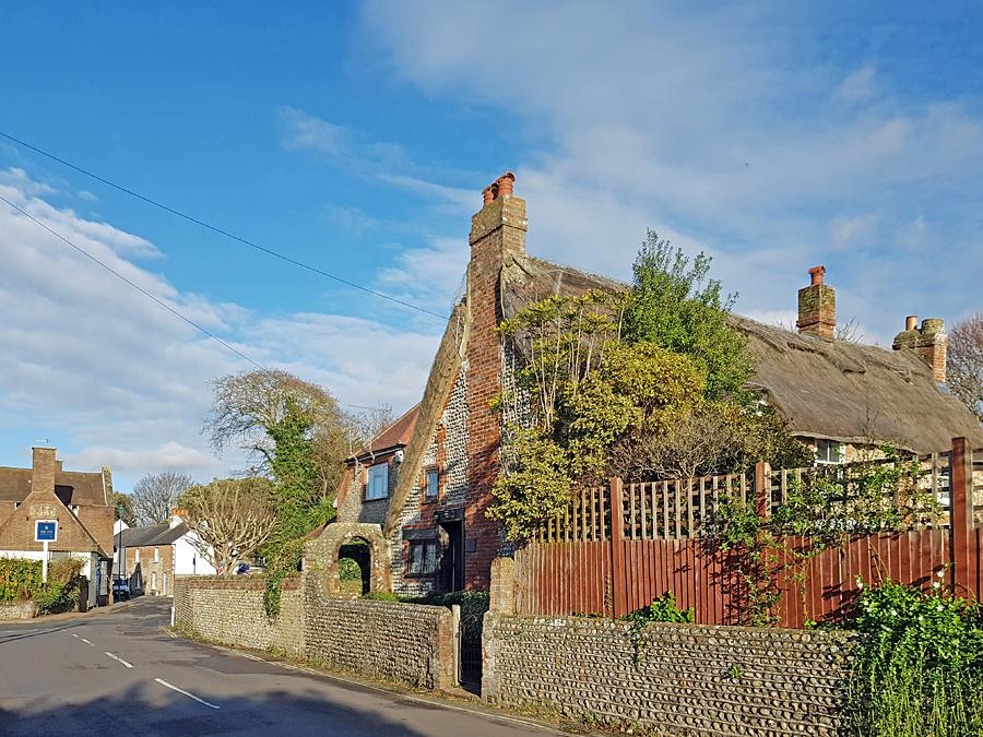 Blakes Cottage, Felpham, West Sussex, UK