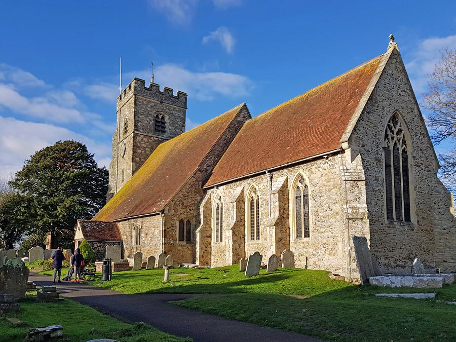 St Mary's Church, Felpham, West Sussex