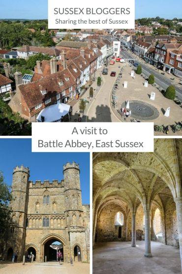 Battle Abbey, East Sussex