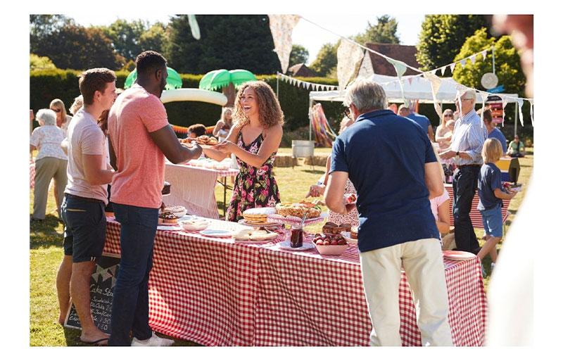 Sussex village fairs