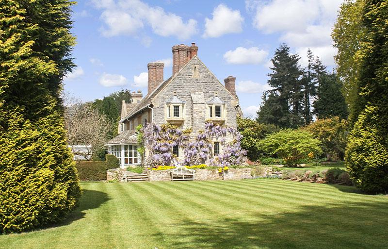 Exclusive Sussex property