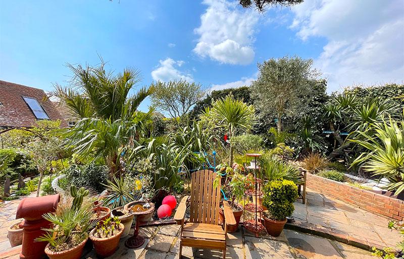 Driftwood Garden Sussex