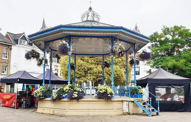Horsham Bandstand