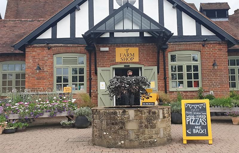 Cowdray Farm Shop