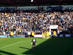 Brighton & Hove Albion Away at AFC Bournemouth