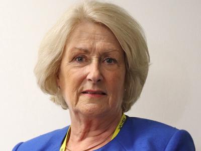 Councillor Brenda Smith