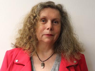 Councillor Gill Yeates