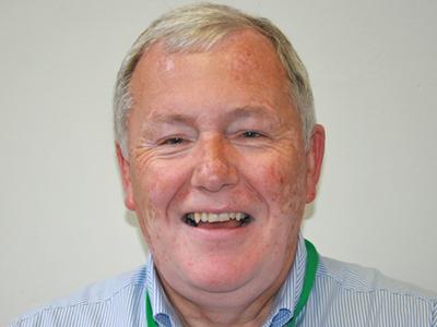 Councillor Brian Drayson