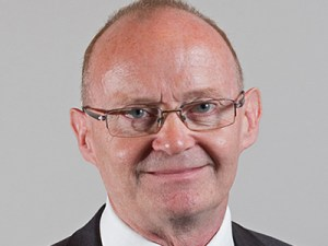 Councillor Kevin Boram