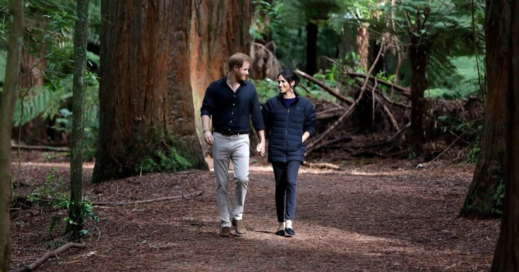 The Official Website of The Duke & Duchess of Sussex