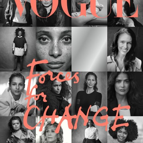 Duchess of Sussex Vogue September Issue