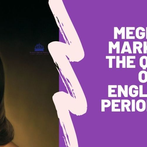 Meghan Markle is the Queen of England…. period!!  093