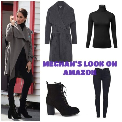 Affordable Chic dupes of one Meghan Markle's looks