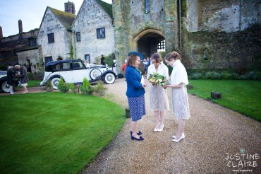 Amberley castle wedding photographers for winter weddings also similar to Herstmonceux castle