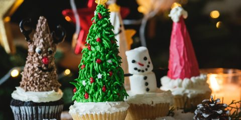 Overeating during holidays