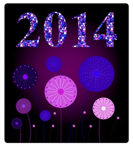 All the best with the birth of a New Year, 2014.