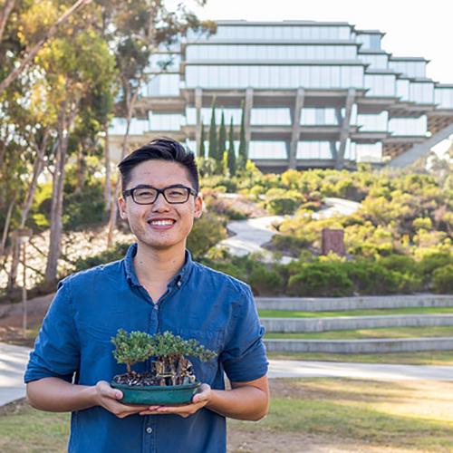 Kevin Huo, B.S. Environmental Engineering '19