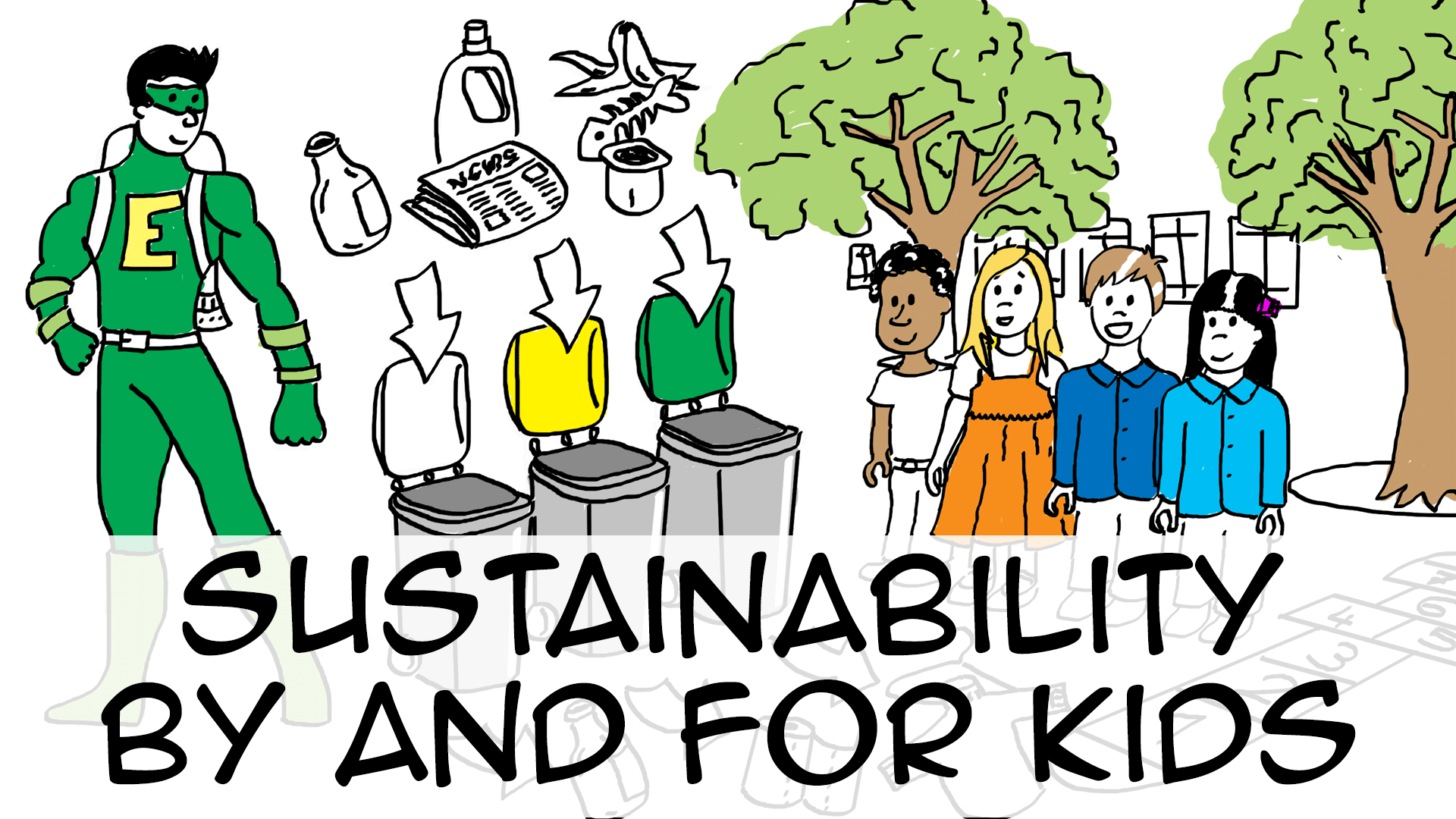 Sustainability Videos To Learn And Teach