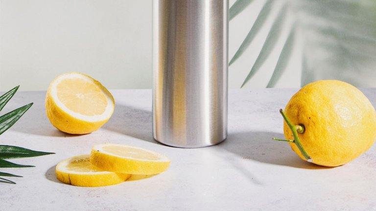 Can I Put Lemon in My Stainless Steel Water Bottle?