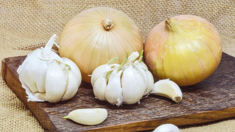 Can You Compost Garlic and Onions?