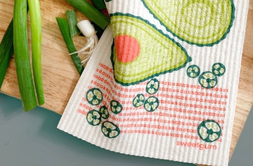 What to Do if My Swedish Dishcloth Starts to Smell?