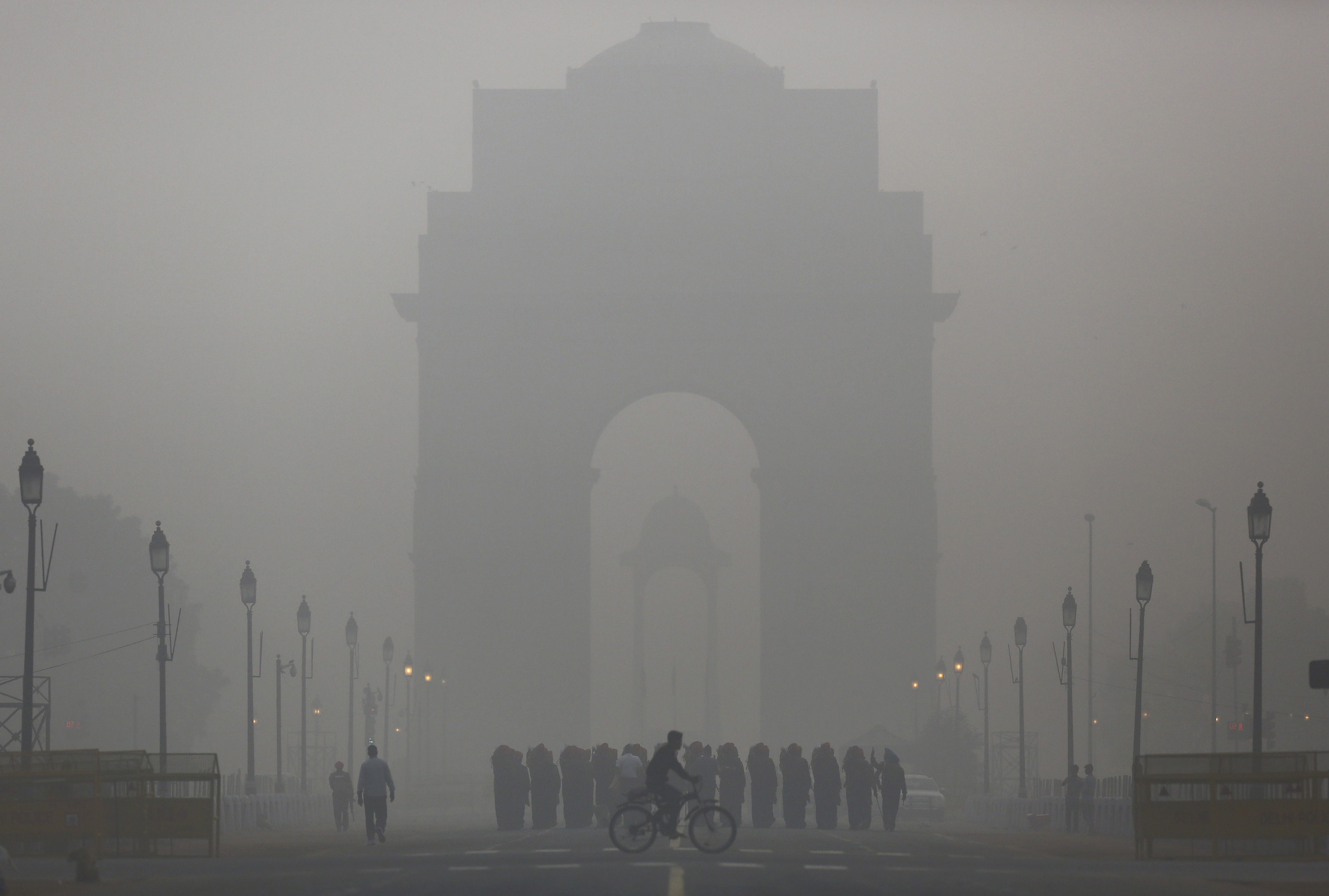 Air Pollution – Haunts Delhi Again…