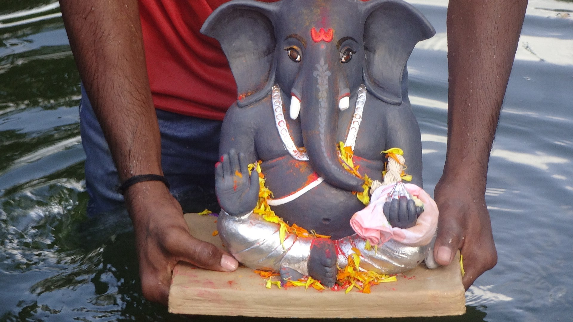Why just an Eco-Ganapati? How about a Net-Zero Ganesh Chaturthi!