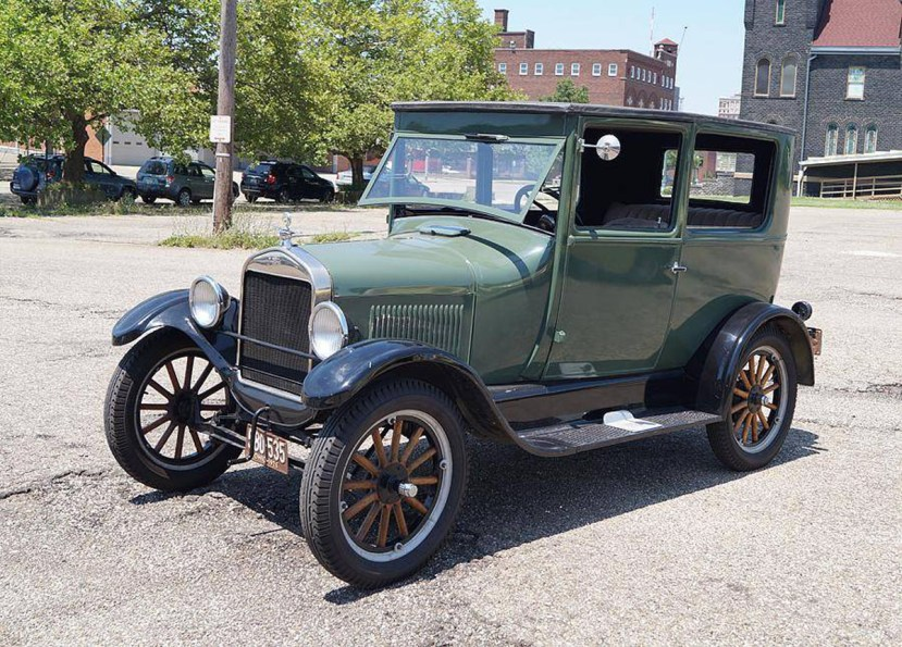 model t in good condition
