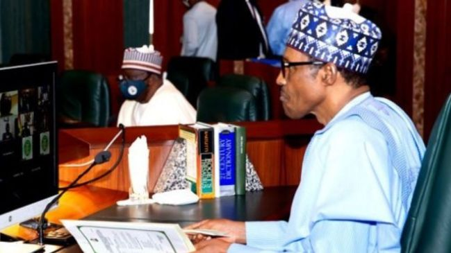 Buhari attends ecowas virtual meeting national climate change policy