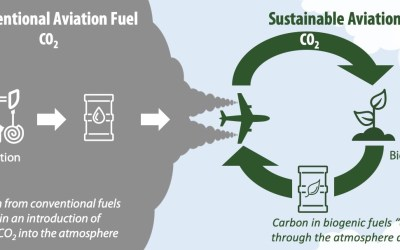 Decarbonizing the Air Transportation Sector