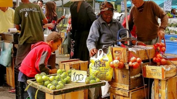 Pengertian Pasar Bebas
