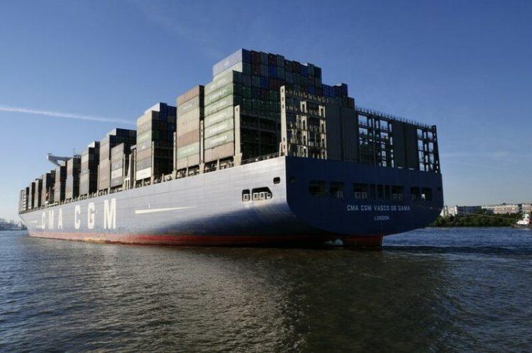 Perusahaan Pelayaran Terbesar di Dunia CMA CGM