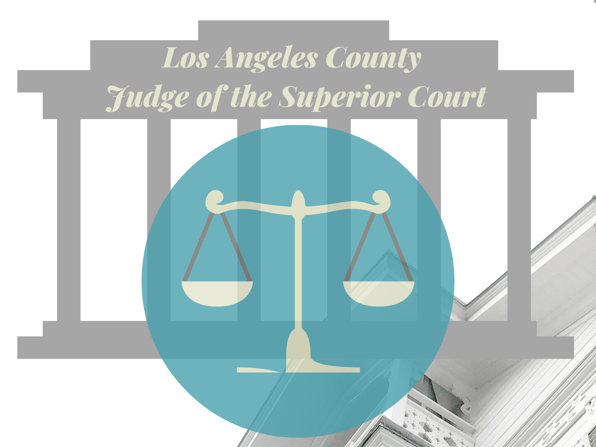 Meet Your Candidates For Judge Of The Superior Court Sustainable City News