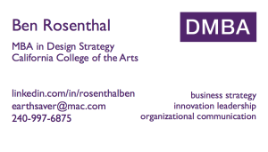 Business Card back (2012)