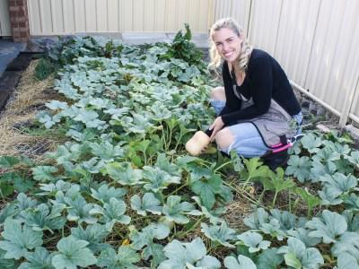 Urban Permaculture Garden Tour