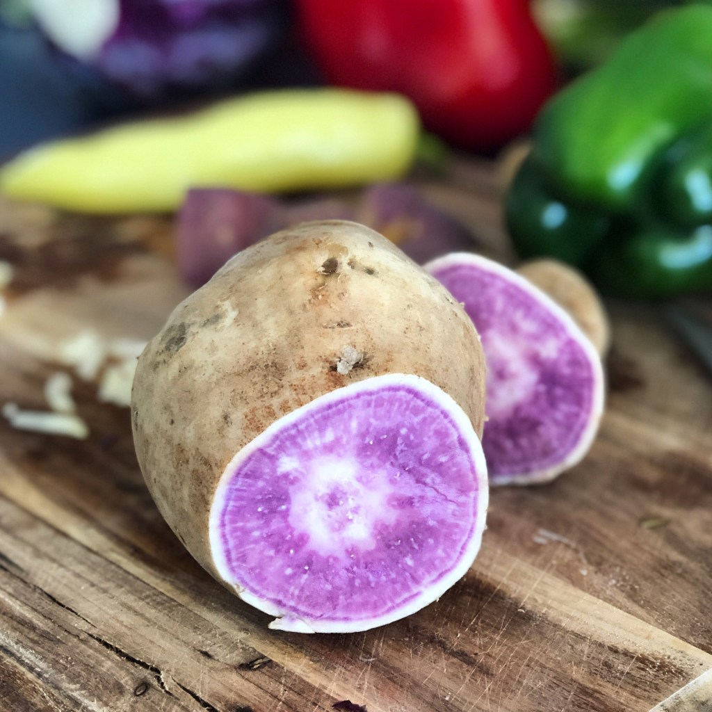 hawaiian sweet potato